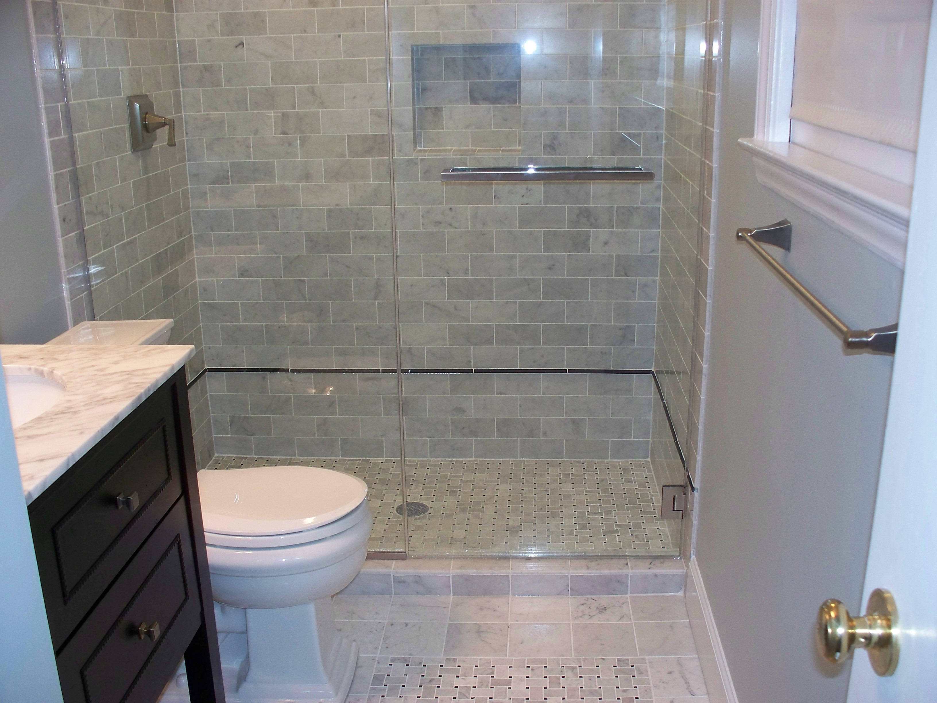 Blog kolby construction charlotte nc remodeling and Small bathroom remodel tile